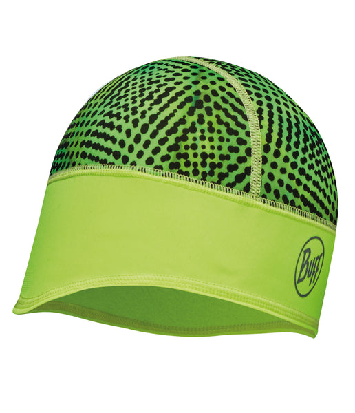 TECH WINDPROOF FLEECE HAT - FLURO YELLOW