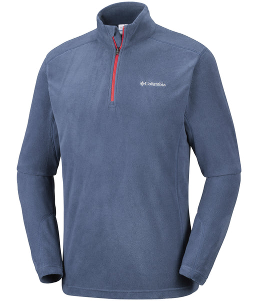 MEN'S KLAMATH II HALF ZIP - DARK MOUNTAIN