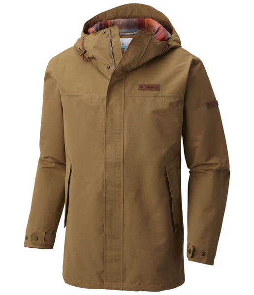 MEN'S SOUTH CANYON LONG JACKET - DELTA