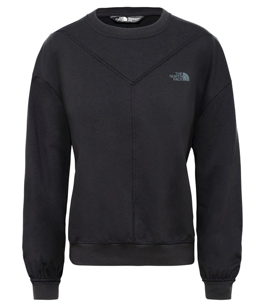 WOMEN'S ASCENTIAL PULLOVER - BLACK