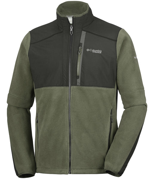 MEN'S TITAN FROST FLEECE JACKET