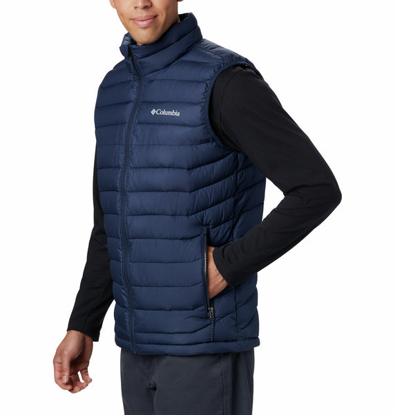 MEN'S POWDER LITE VEST - COLLEGIATE NAVY II