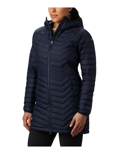 WOMEN'S POWDER LITE MID JACKET - DARK NOCTURNAL