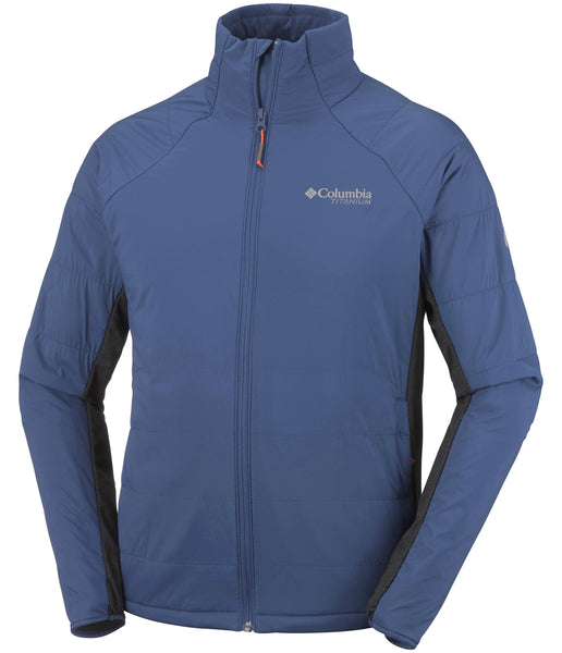 ALPINE TRAVERSE JACKET - CARBON