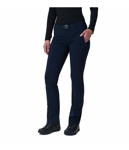 WOMEN'S ADVENTURE HIKING PANT - DARK NOCTURNAL