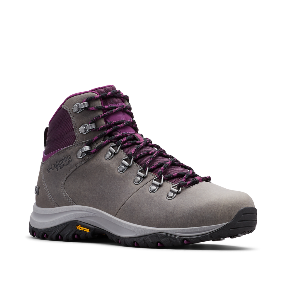 WOMEN'S 100MW TITANIUM OUTDRY- TI GREY STEEL