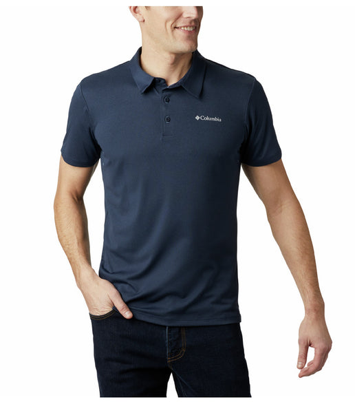 TRIPLE CANYON TECH POLO - COLLEGIATE NAVY