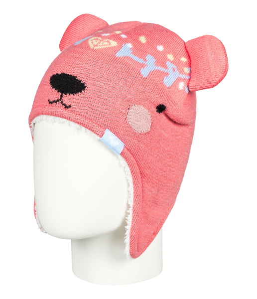 BEAR TEENIE BEANIE (AGES 2-7)