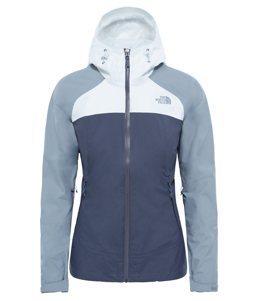 WOMEN'S STRATOS JACKET - VANADIS GREY