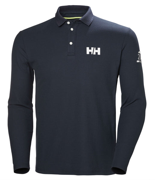HP SHORE LS POLO - NAVY