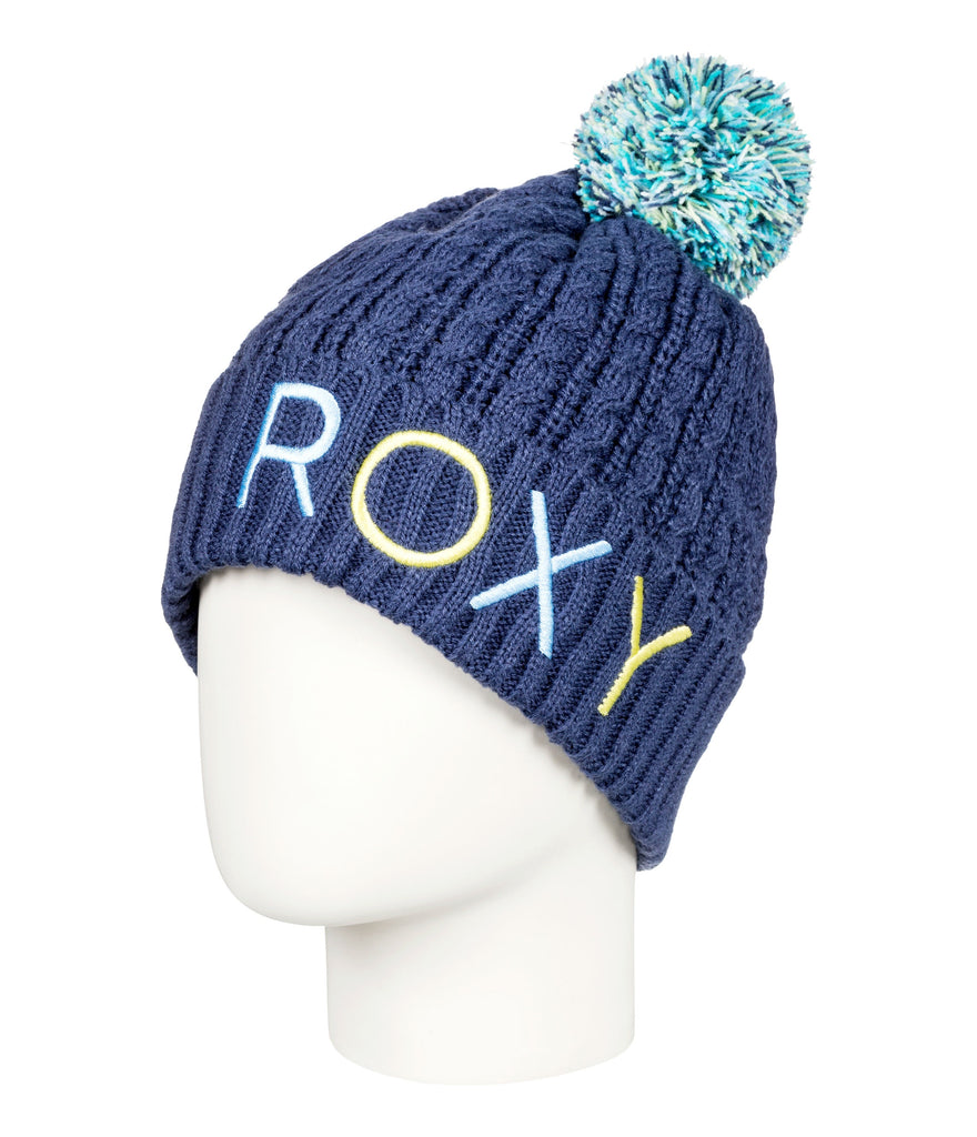 FJORD BEANIE - CROWN BLUE