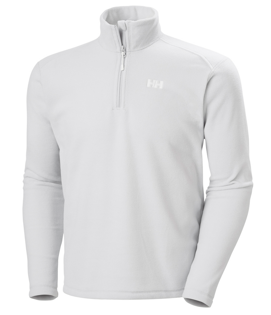 DAYBREAKER 1/2 ZIP FLEECE - GREY FOG