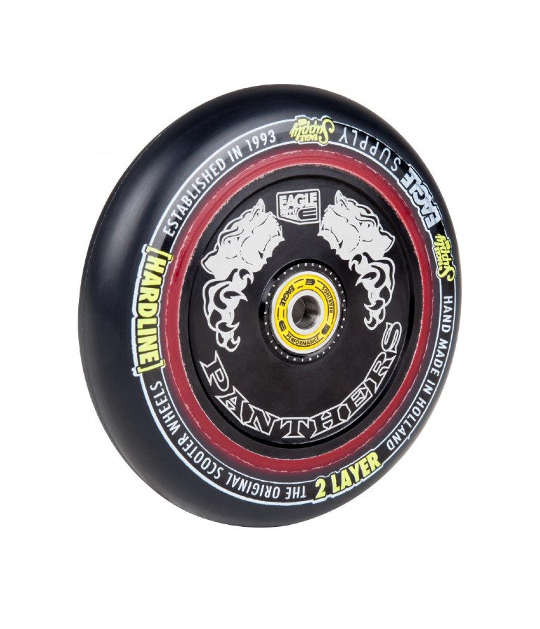 Eagle Supply Wheels: Hard line 2 Layer Hollowtech Core Panthers Wheel