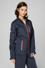WOMEN'S CREW MIDLAYER JACKET - GRAPHITE BLUE