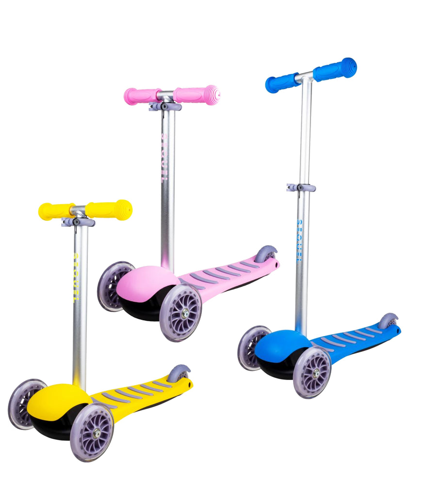 SEQUEL JUNIOR NANO 3-WHEEL SCOOTER