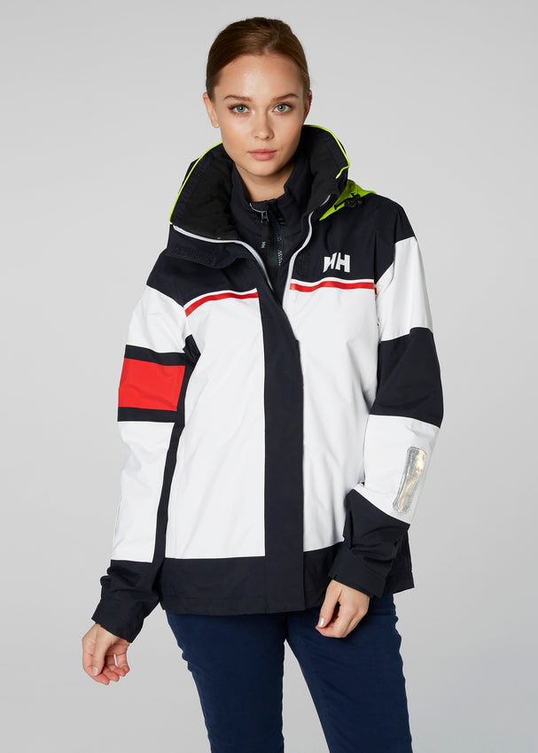 WOMEN'S SALT LIGHT JACKET - NAVY
