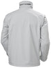 HP RACING JACKET - GREY FOG