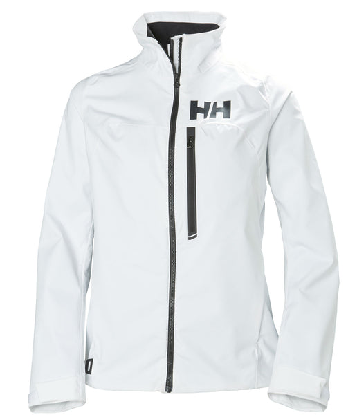 WOMEN'S HP RACING JACKET - WHITE