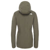 WOMEN'S HIKESTELLAR PARKA SHELL JACKET - NEW TAUPE GREEN