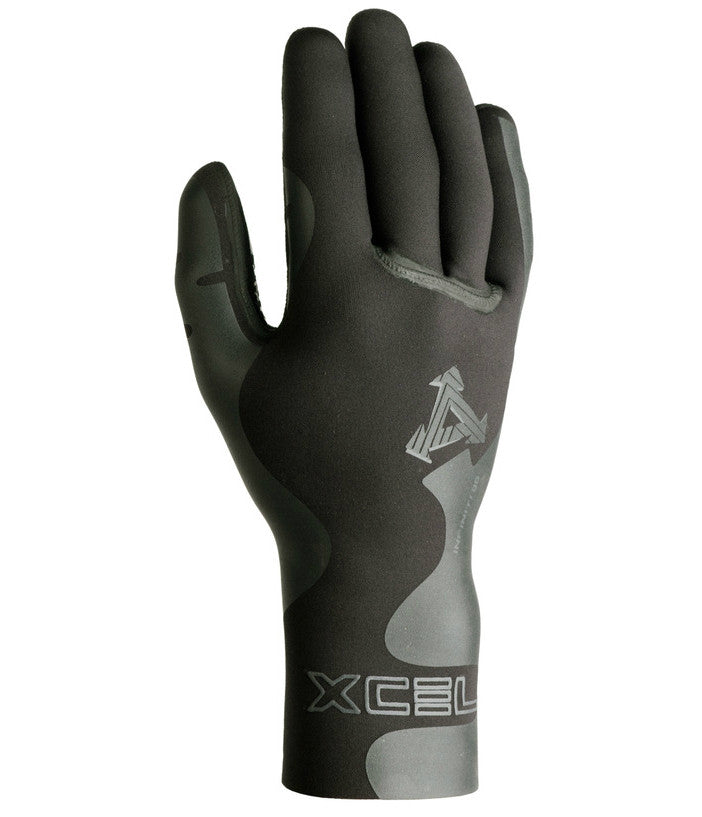 XCEL 3MM 5-FINGER INFINITI GLOVES