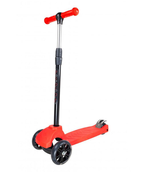 ATLANTIC ATOM JUNIOR 3 WHEEL SCOOTER - 60 KG RED