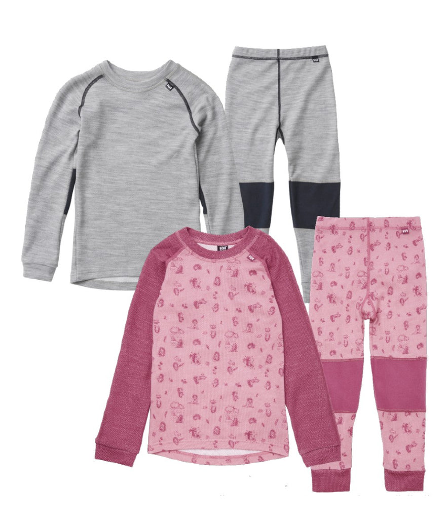 KID'S HH LIFA MERINO SET