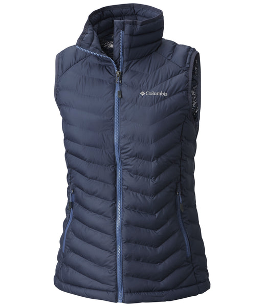 WOMEN'S POWDER LITE VEST - NOCTURNAL