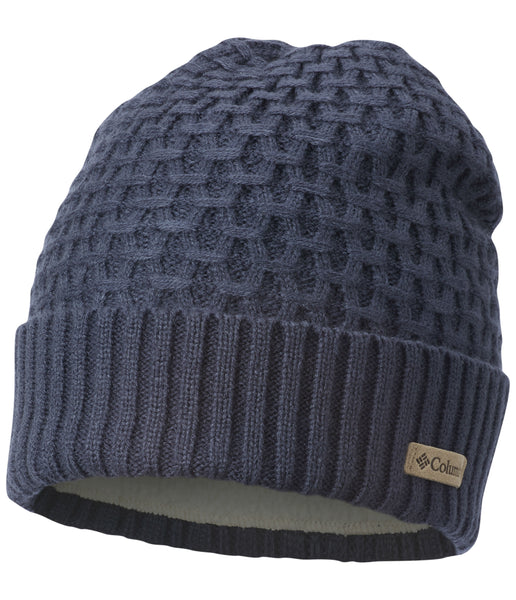 HIDEAWAY HAVEN CABLED BEANIE - NOCTURNAL