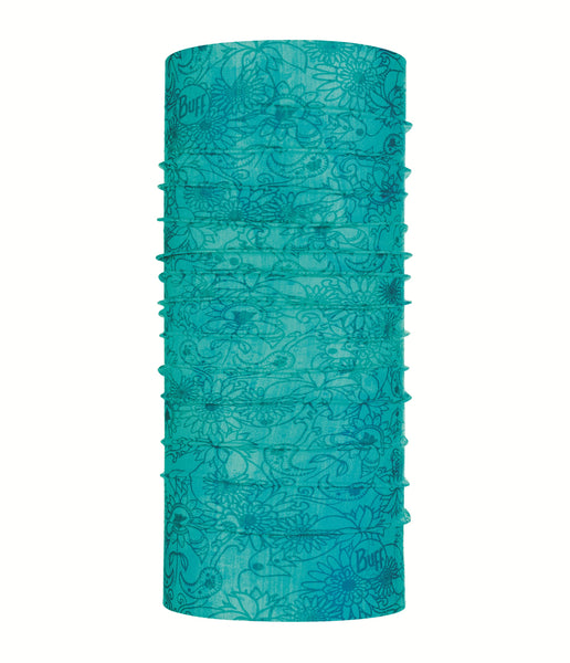 INSECT SHIELD BUFF WITH COOLNET UV -SURYA TURQUOISE