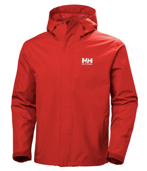 MEN'S SEVEN J JACKET - RED
