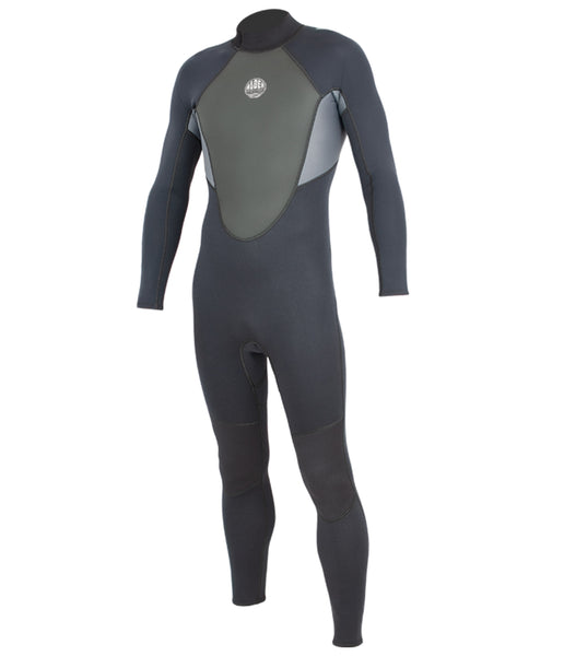MEN'S IMPACT 3:2MM FULLSUIT - BLACK '21
