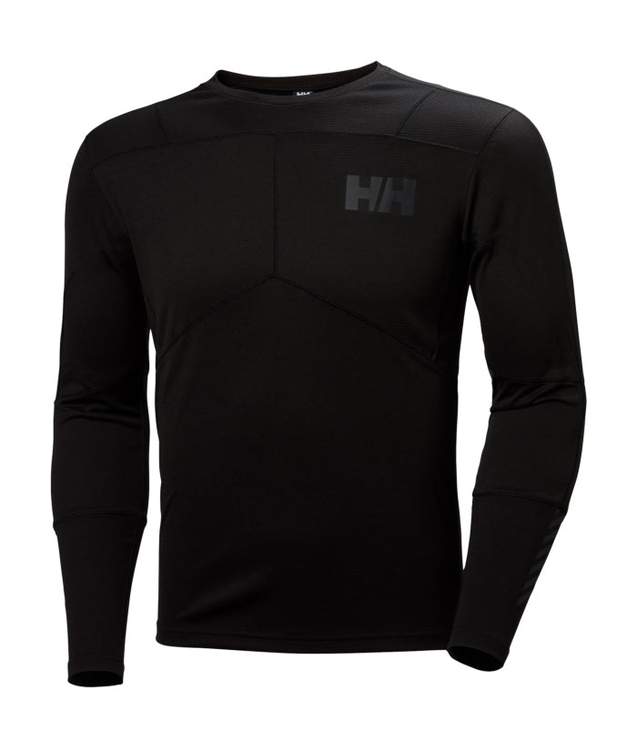 HH LIFA ACTIVE CREW - BLACK