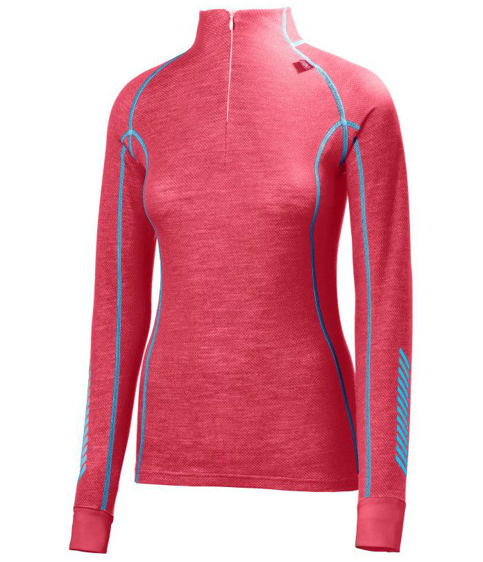 WOMEN'S HH WARM FREEZE 1/2 ZIP