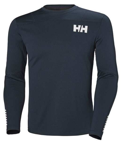 MEN'S HH LIFA ACTIVE LIGHT LS - NAVY