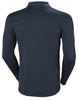 MEN'S HH LIFA ACTIVE LIGHT LS POLO - NAVY