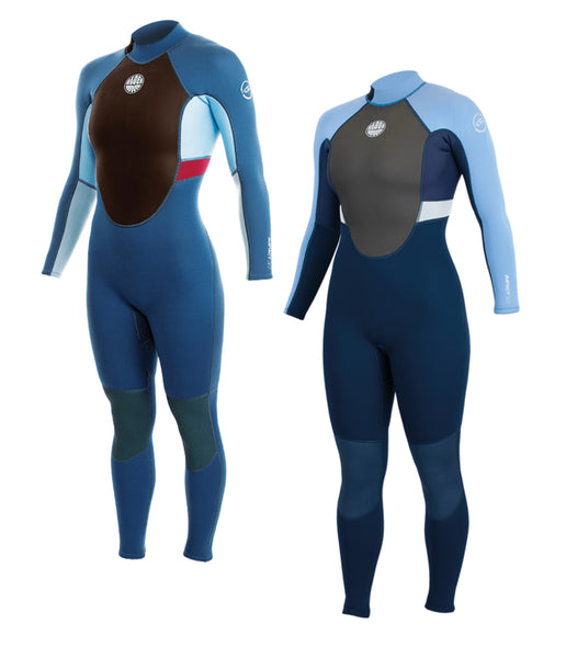 WOMEN'S IMPACT FULL 3/2MM WETSUIT - 2021 MODEL