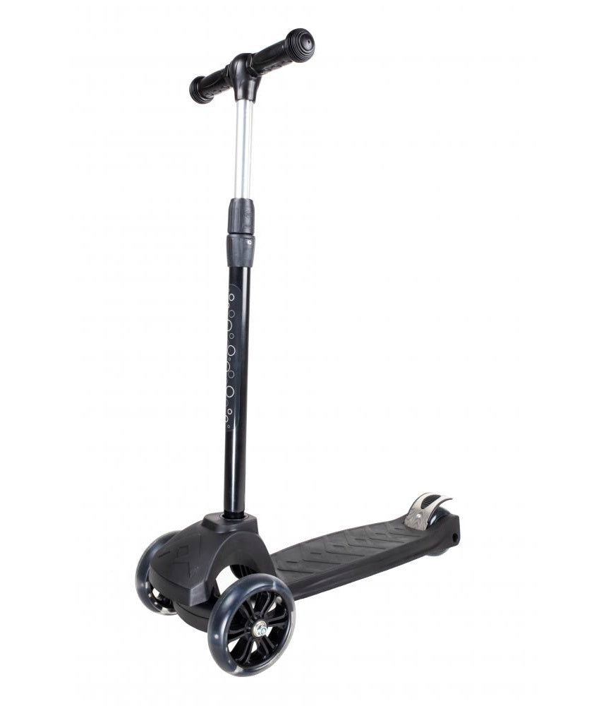 ATLANTIC ATOM JUNIOR 3 WHEEL SCOOTER - 60 KG BLACK