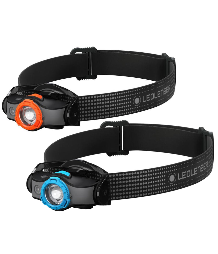 MH5 RECHARGEABLE HEADTORCH - 400 LUMENS