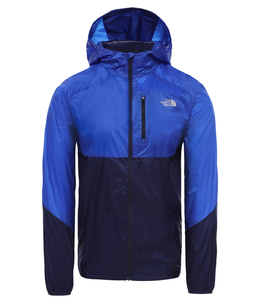 MEN'S AMBITION WIND JACKET - TNF BLUE/MONTAGUE BLUE
