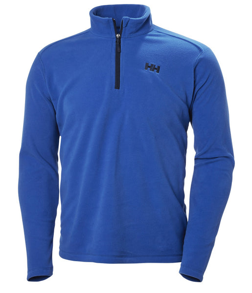 DAYBREAKER 1/2 ZIP FLEECE - OLYMPIAN BLUE