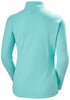 WOMEN'S DAYBREAKER 1/2 ZIP FLEECE - TURQUOISE