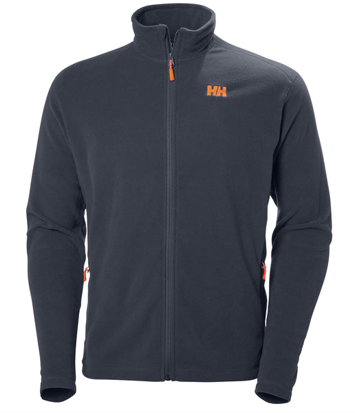DAYBREAKER FLEECE JACKET - GRAPHITE BLUE