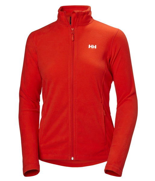 W DAYBREAKER FLEECE JACKET - CHERRY TOMATO