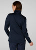 WOMEN'S GRAPHIC FLEECE JACKET - NAVY
