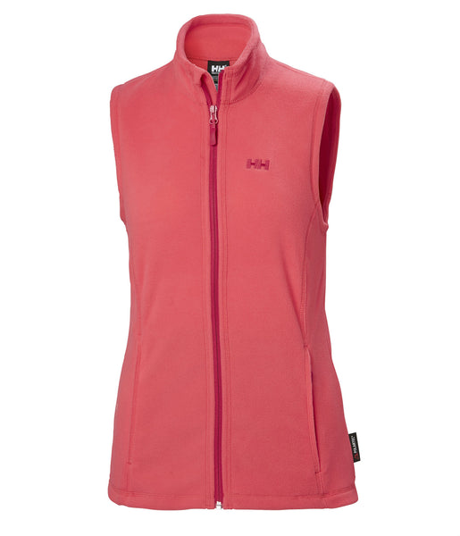 WOMEN'S DAYBREAKER FLEECE VEST - GOJI BERRY