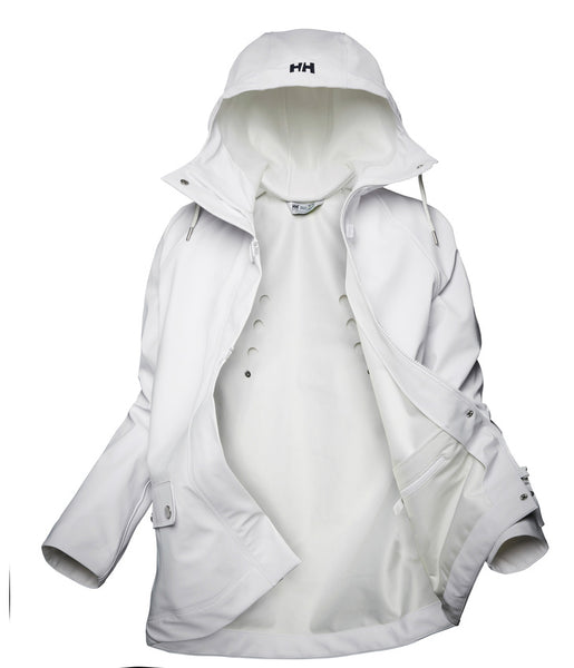 WOMEN'S JELOY JACKET- WHITE