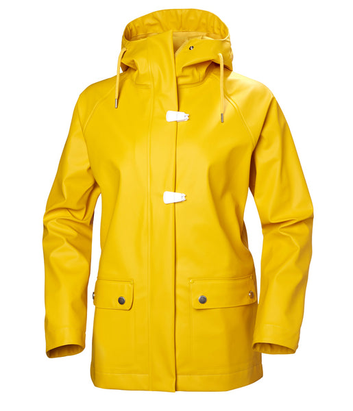 WOMEN'S JELOY JACKET- ESSENTIAL YELLOW