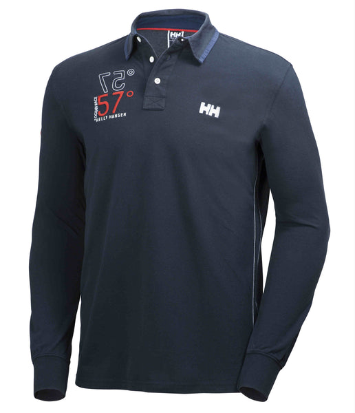 MARSTRAND LONG SLEEVE POLO