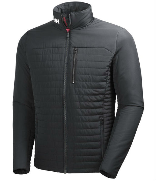 CREW INSULATOR JACKET - EBONY