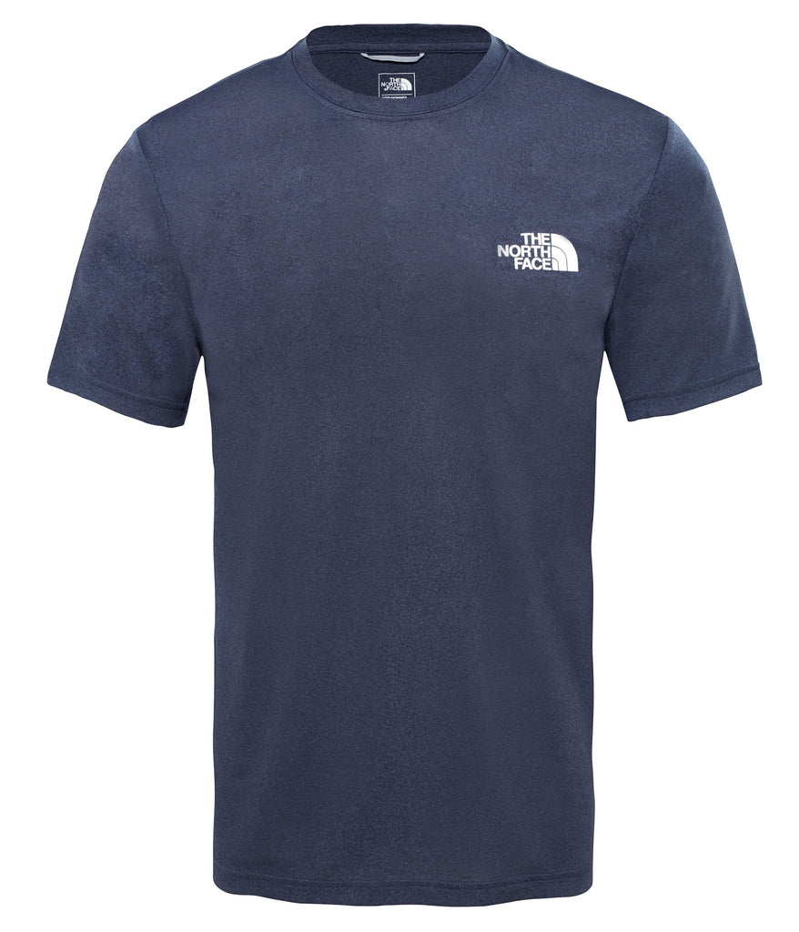 MEN'S REAXION AMP CREW - URBAN NAVY